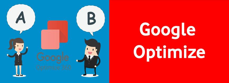 Bienvenido a Google Optimize
