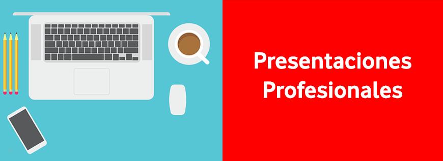 ¿Te gustaría hacer presentaciones profesionales y no sabes cómo?