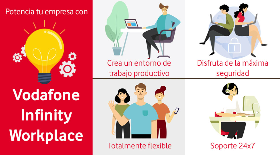 Infinity Workplace Vodafone